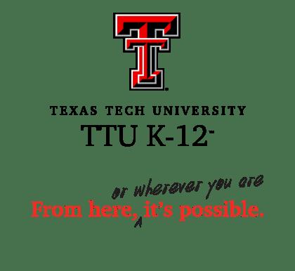TTU K-12 Logo