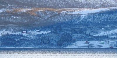 Granjas de Stuvland en Aldra