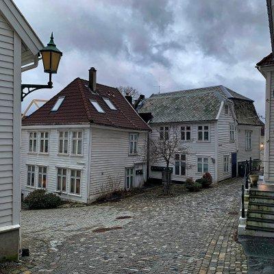 Nedre Stølen y Wesenbergsmauet