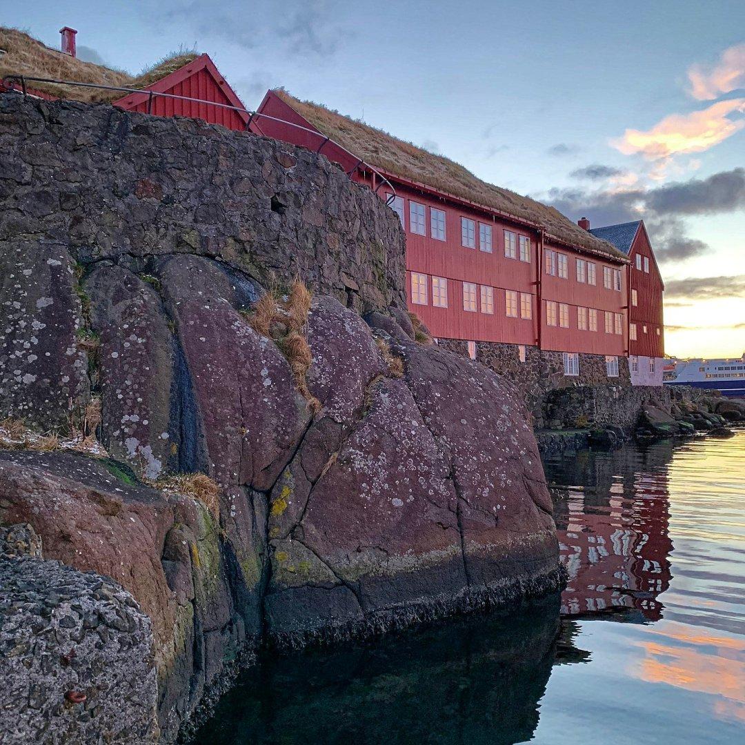 Vektarbúðin desde Vestaravág