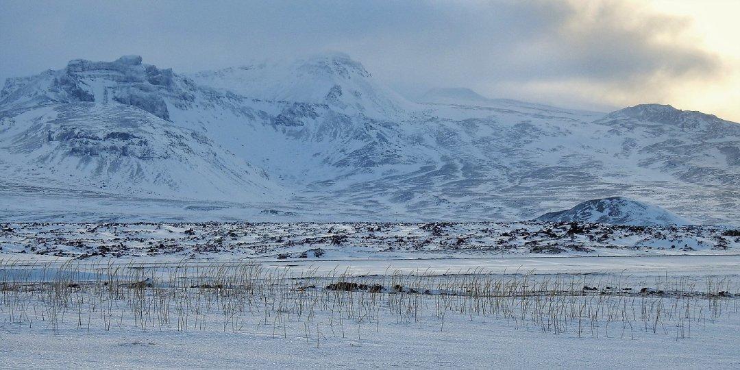 Al norte del Snæfellsjökull 2