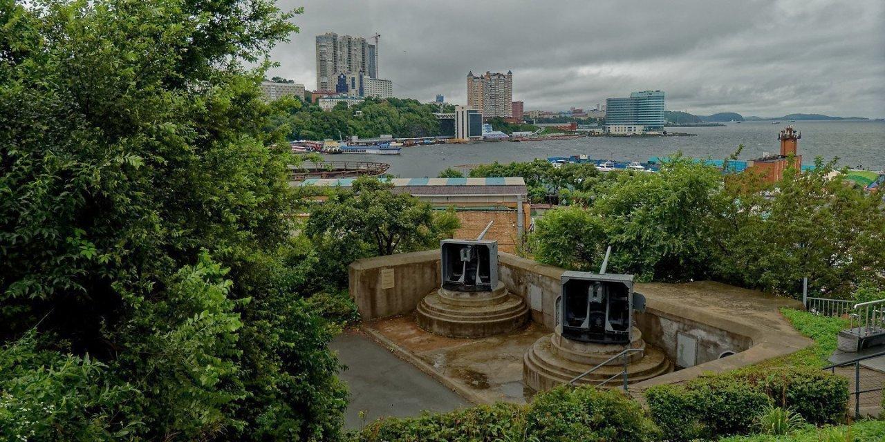 El Museo de la Fortaleza de Vladivostok
