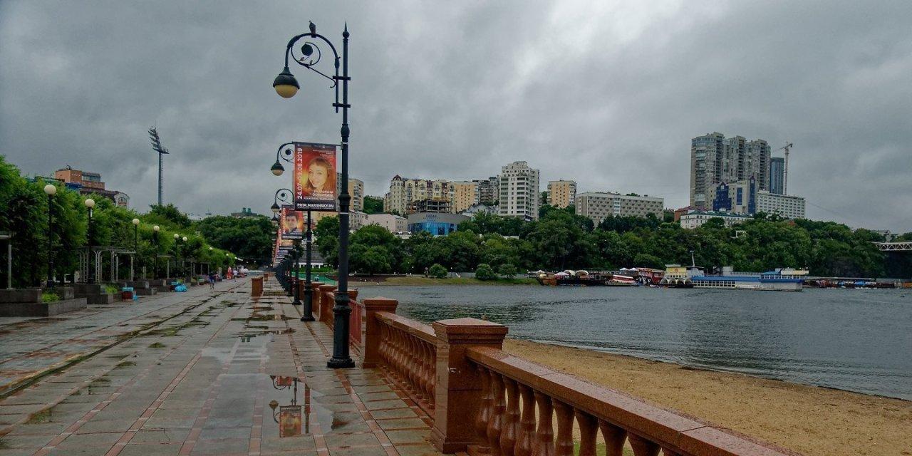 Una excursión por Vladivostok