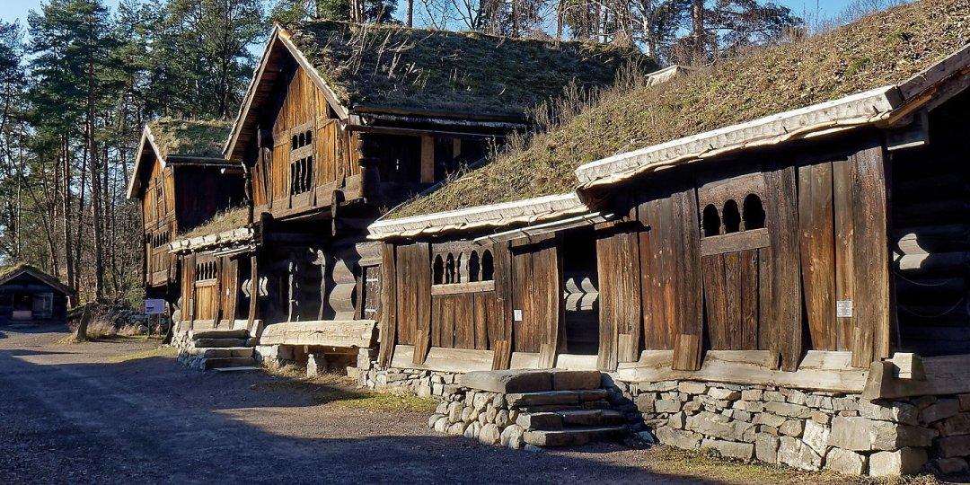 Conjunto de edificios de Setesdal
