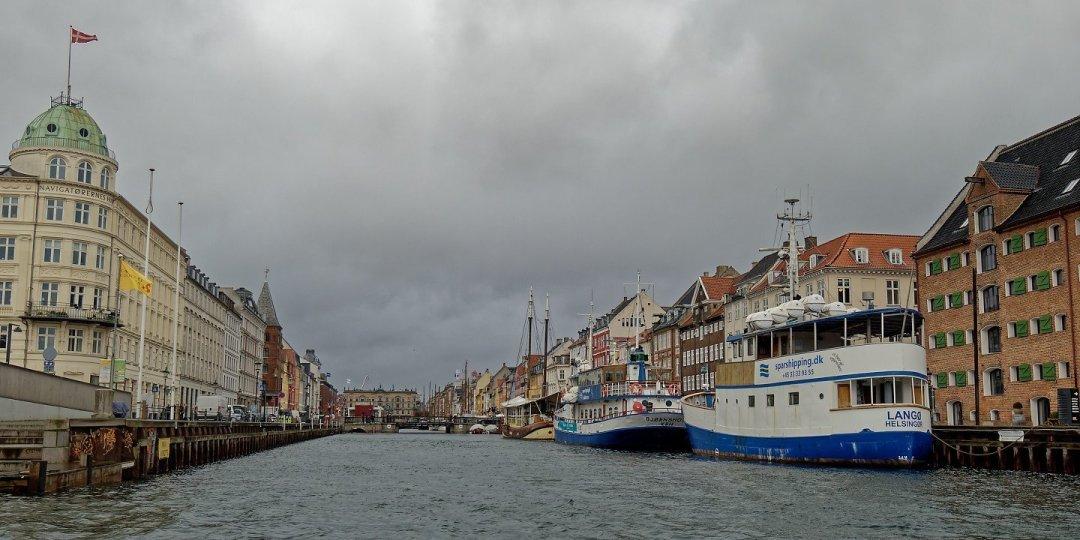 El canal de Nyhavn