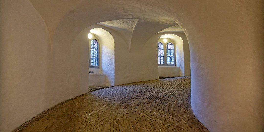 Interior de Rundetårn