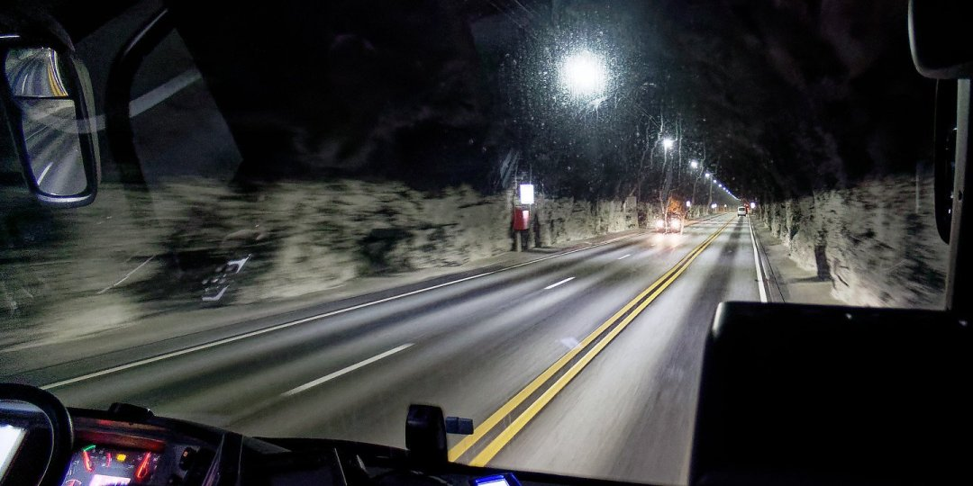 En el Byfjordtunnelen