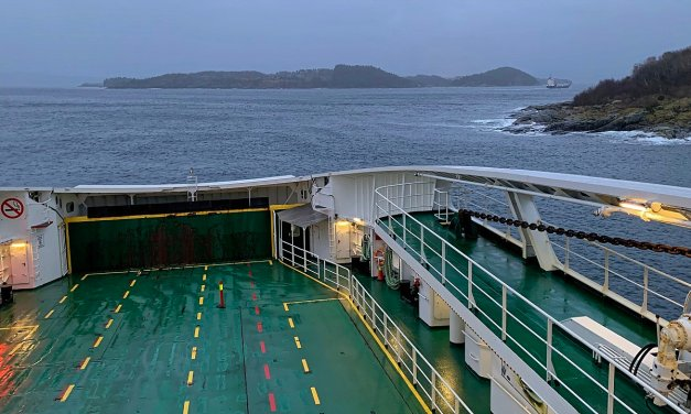 De Stavanger a Bergen, por la E39