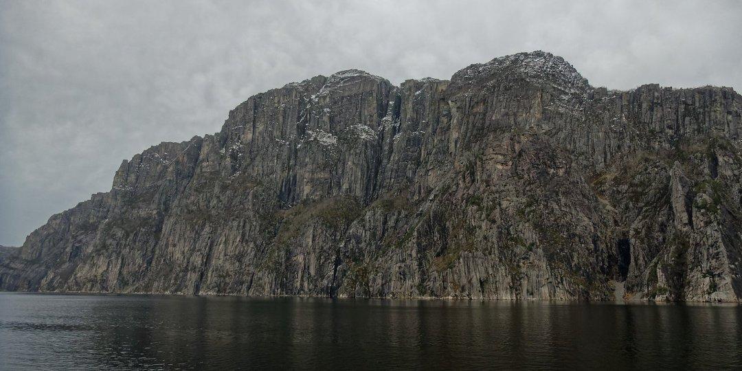 Neverdalsfjell y Preikestolen