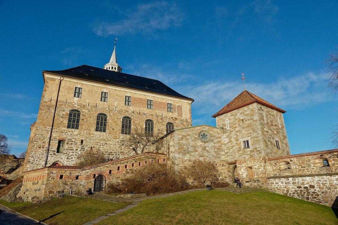 Sol de invierno en Akershus