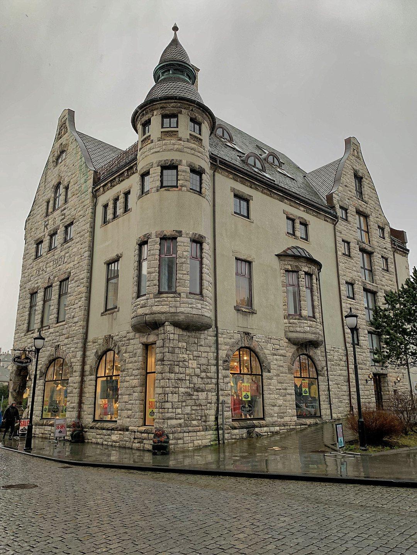 Edificio Rønneberg