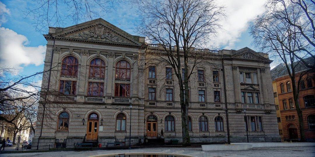 Callejeando por Trondheim