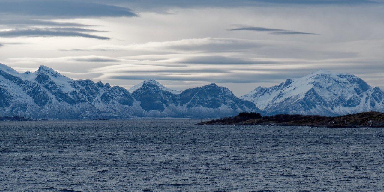 De Trondheim a Svolvær