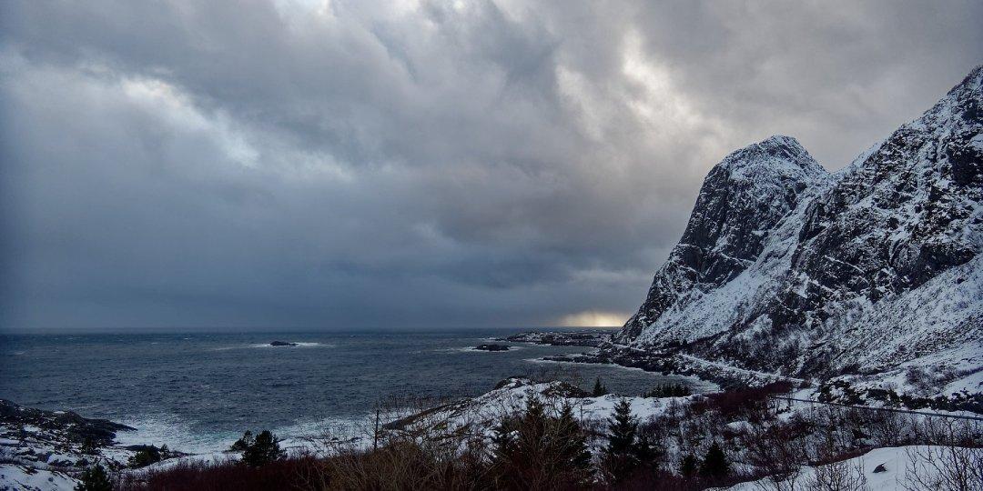 Desde Akkarvikodden
