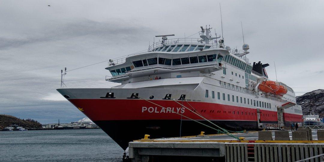 El Polarlys en Bodø