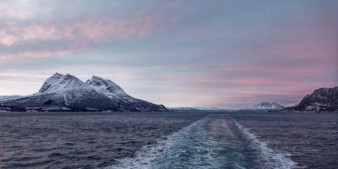 En elMatskjærfjorden