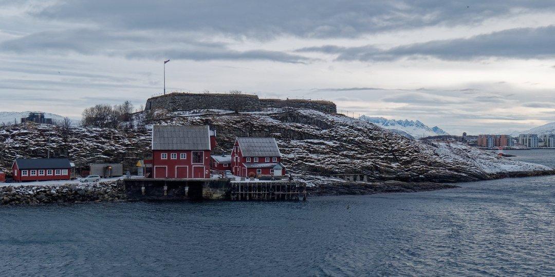 Zarpando de Bodø