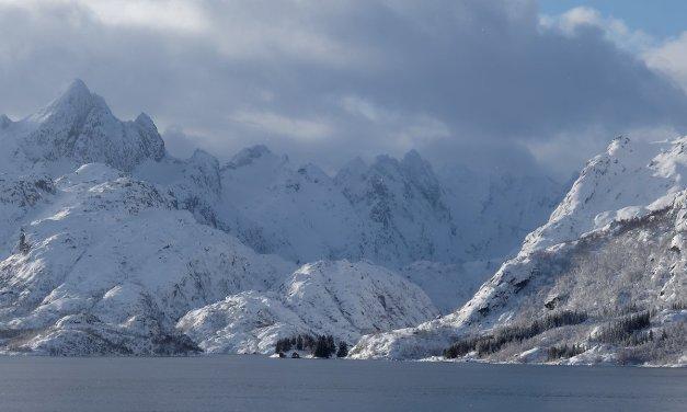 Invierno en Raftsundet
