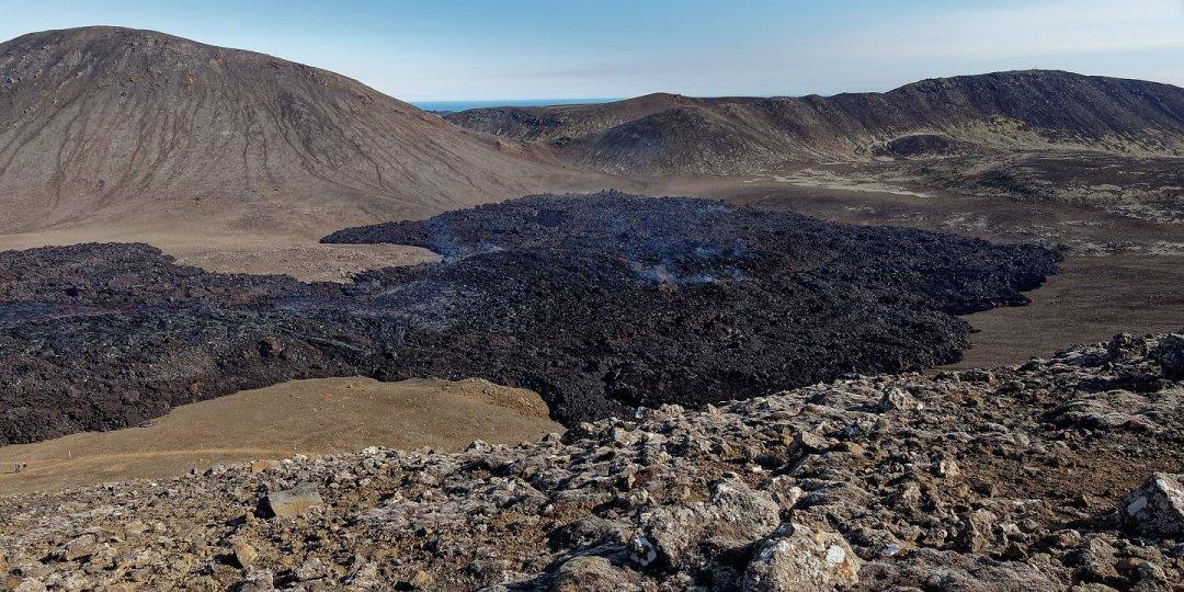 Syðri-Maradalur desde la cima