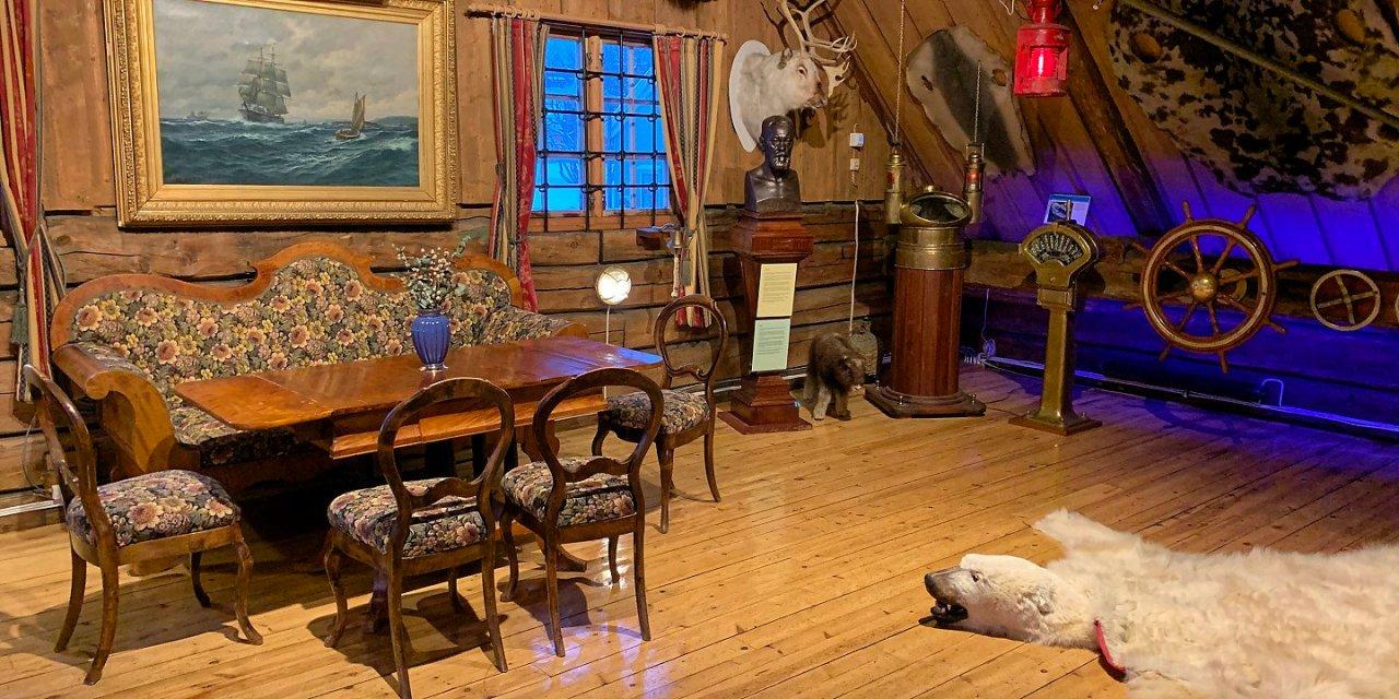 El Museo Polar de Tromsø