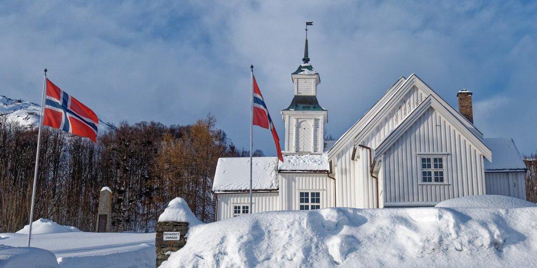 Iglesia de Skjervøy