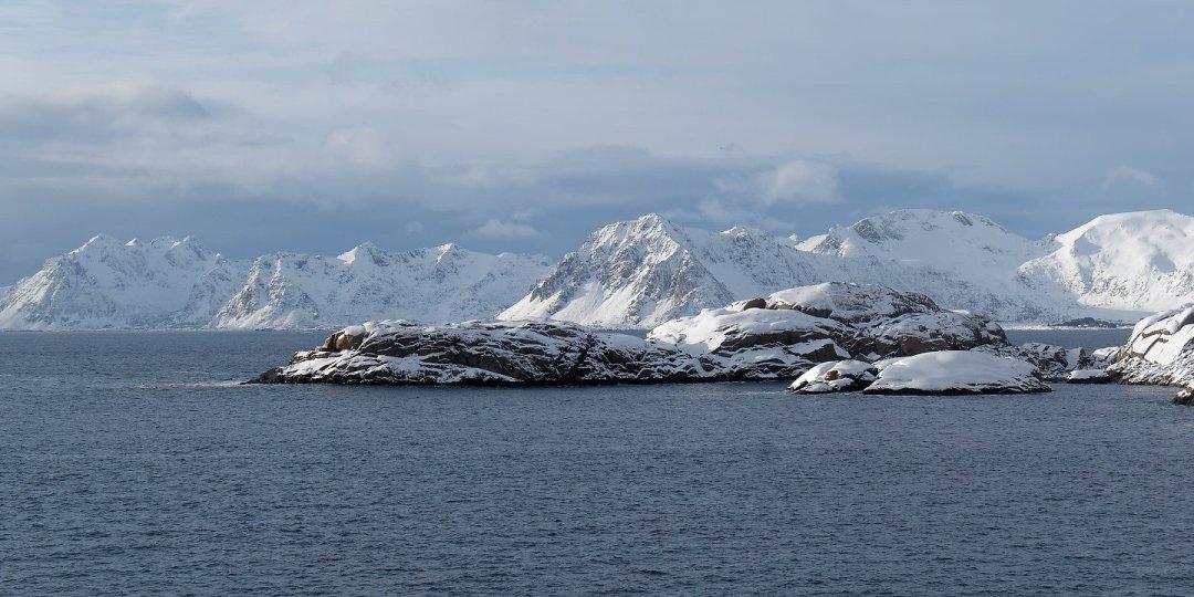 Una excursión desde Svolvær
