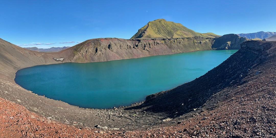 Cráter de Hnausapollur