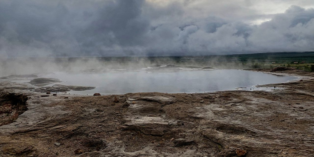 Dos paseos por Haukadalur