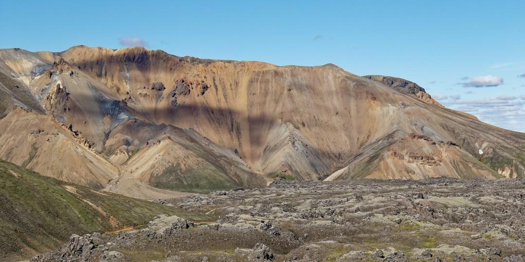 Montañas de Landmannalaugar