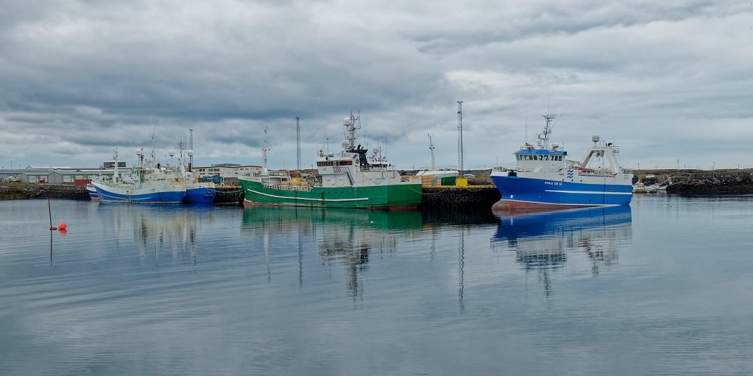 Puerto de Grindavík