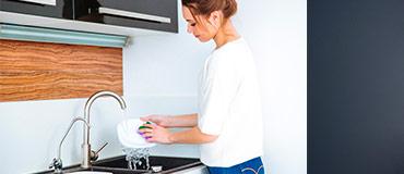 rubinetti per depuratori a osmosi inversa