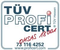 certificazione OHSAS 18001 sui depuratori d'acqua a osmosi inversa