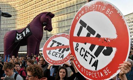 CETA : une nouvelle fois, nous demandons la suspension de l'application provisoire du CETA