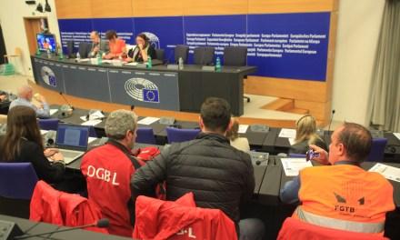 Paquet mobilité : une première victoire pour les travailleurs du transport routier