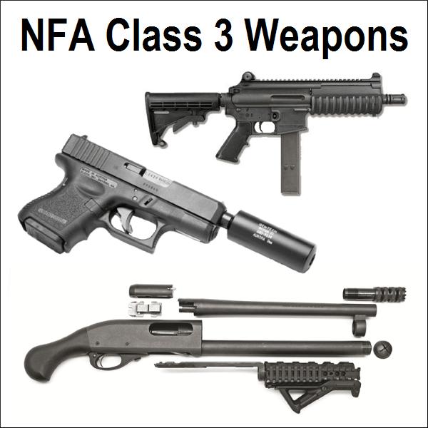 NFA Class 3