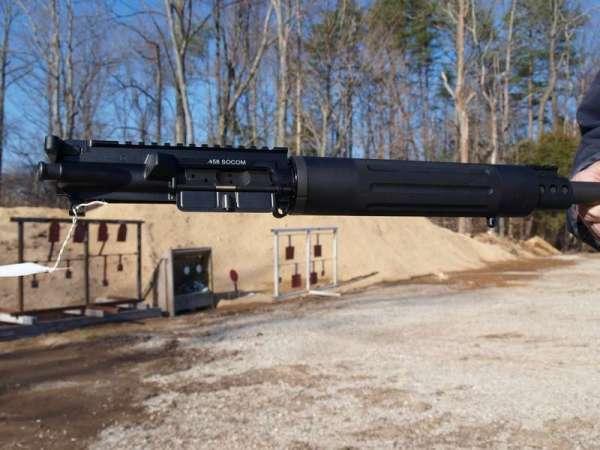 Rock River 458 Upper Car-A4 - image 3