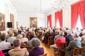 Die Ausstellungseröffnung fand großen Anklang. Foto: Schlossmuseum/Marek Kruszewski