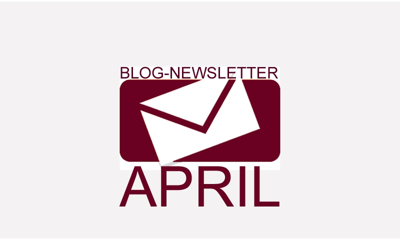 BLOG-NEWSLETTER APRIL 2017 (SIEGFRIED SCHAD)