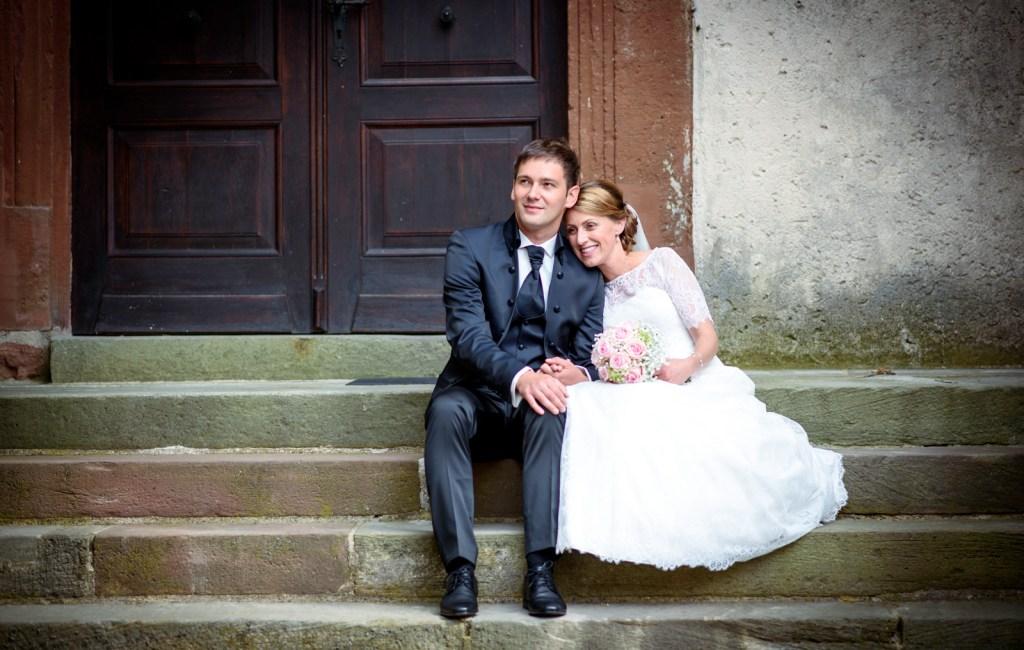 Hochzeit von Carina & Danny