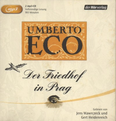 Cover CD Eco Prag