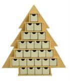 Tree Advent Calendar aus MDF - zum Schließen ins Bild klicken
