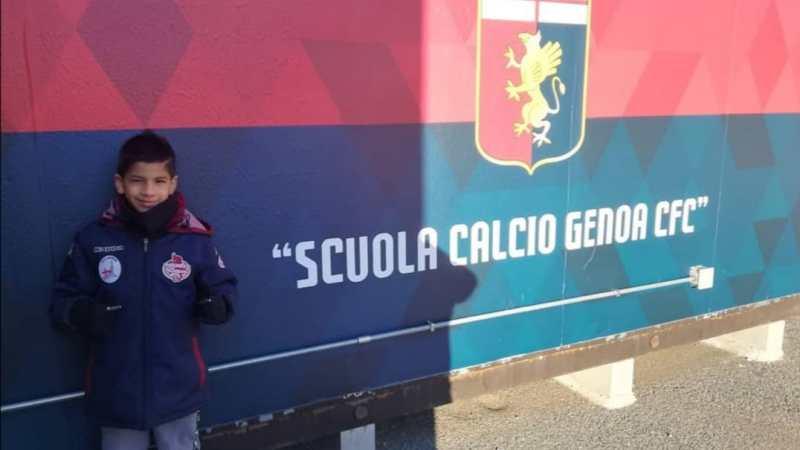 ALESSIO GARZÓN: 'UN RAGAZZO' ITALOECUATORIANO CON SUEÑOS TRICOLORES