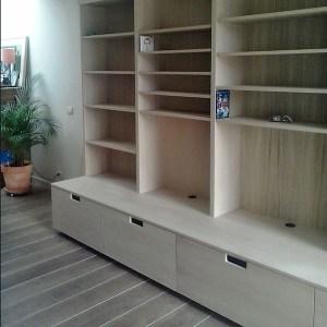 meubelen op maat wandkast