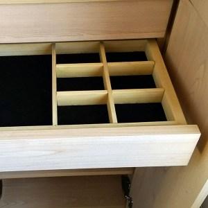 meubelen op maat ladekast