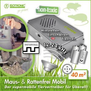 Appareils Ultrasons Anti Souris Et Rats