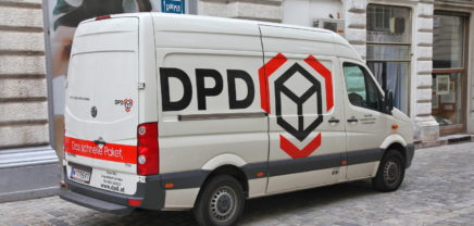 Missing: The fact that DPD deliverers do not even try to deliver parcels should have a system