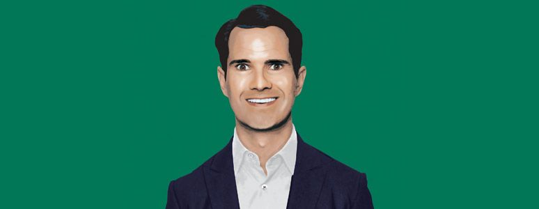 Jimmy Carr to headline Derby Comedy Festival | Derby LIVE