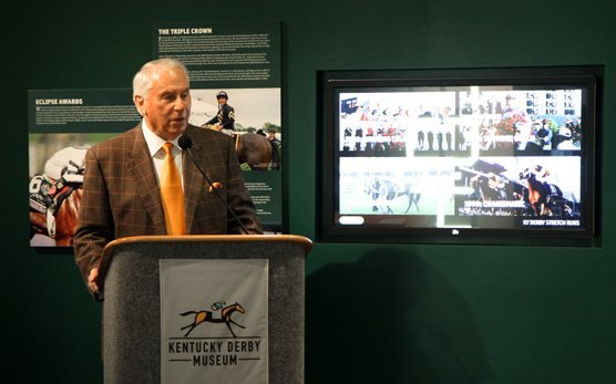 Kentucky Derby Museum opens new D. Wayne Lukas exhibit ...