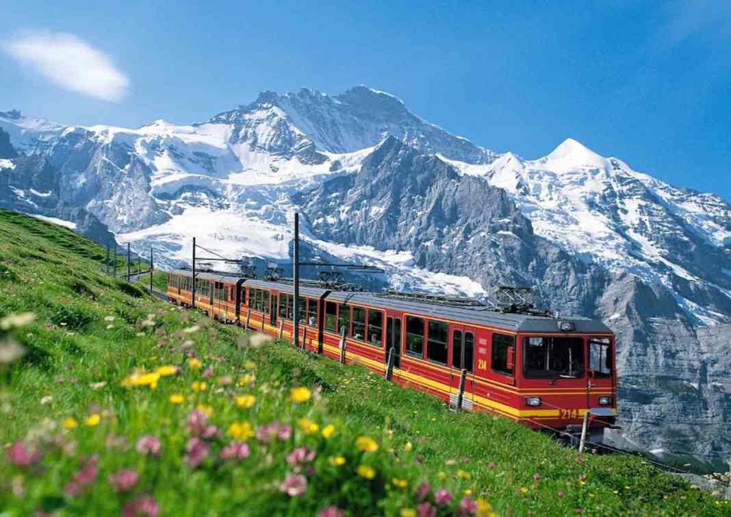 出典: Jungfrau Railways