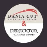 Dania Cut / Derecktor logo